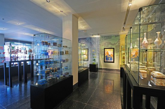 Musée Abderrahman Slaoui: Salle Désir de Musée
