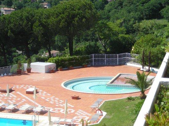Piscina piccola picture of grand hotel pianeta maratea - Piccola piscina ...