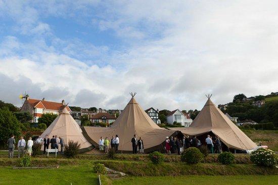 Larkstone Family Restaurant and Leisure Park: wedding