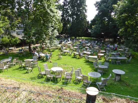 Weinhaus Gut Sulz: Garten