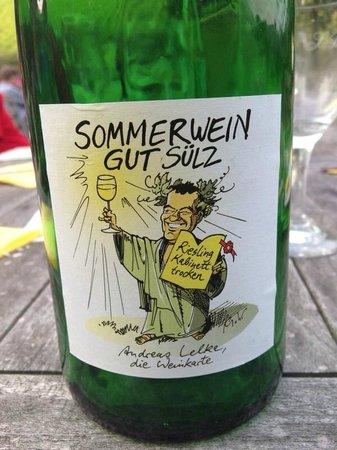 Weinhaus Gut Sulz: Lecker!