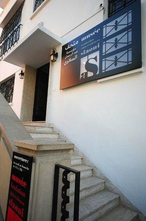 Musée Abderrahman Slaoui: Façade