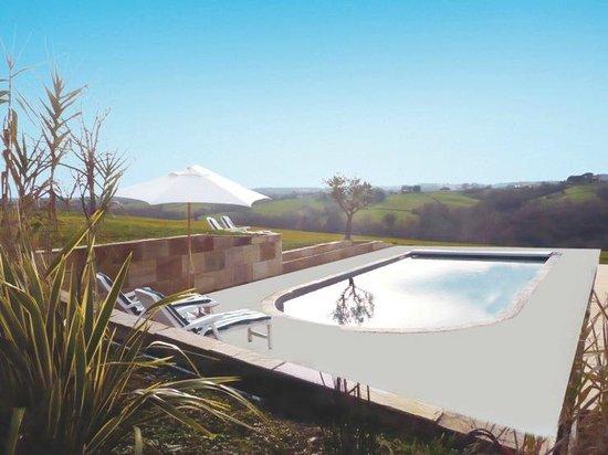 La Bergerie : Espace piscine