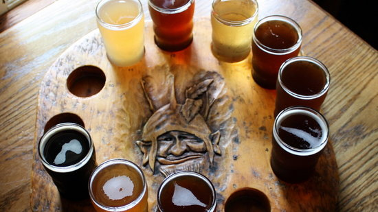Butler, PA: Craft beer and tasty eats!