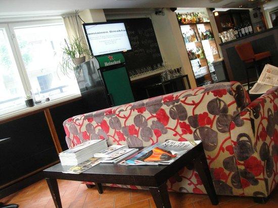 Original Sokos Hotel Albert: lobby
