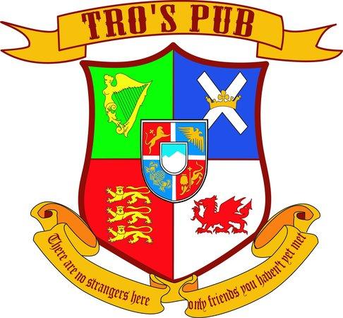 Tro's Pub: Logo