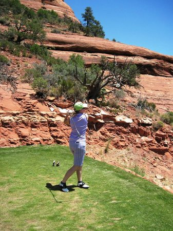 Sedona Golf Resort: Par 3