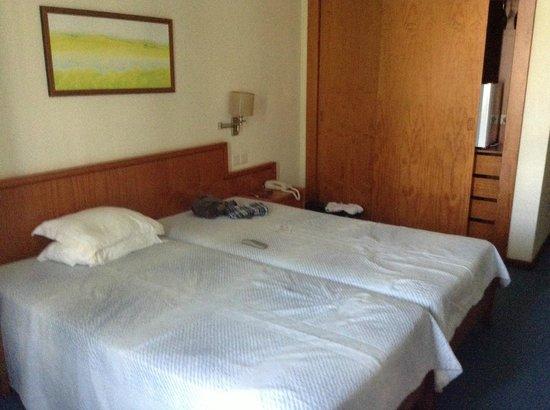Hotel Vila Park: Camas