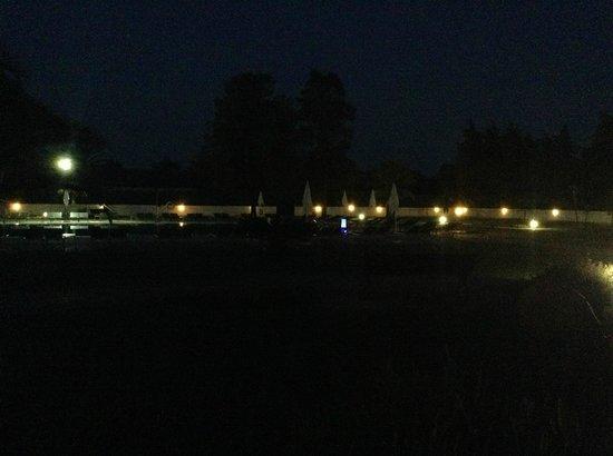 Hotel Vila Park: à noite