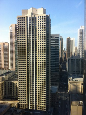 Trump International Hotel & Tower Chicago: Views from room