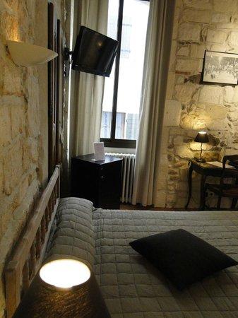 Logis Hotel de la Muette : chambre familiale