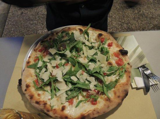 Pizzeria Donna Stella: Pizza Primavera