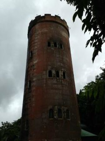 El Yunque Rain Forest: Yokahu Tower