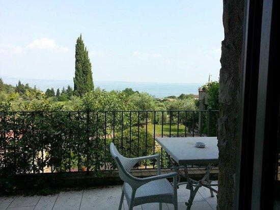 Locanda del Gardoncino: View from room