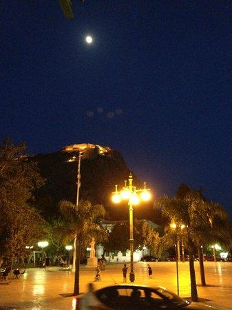 Hotel Elena: Palamidi fortress