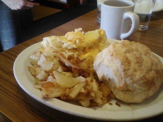 Buffalo Cafe: a