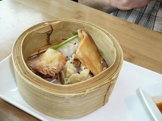 COA - Cuisine of Asia : Mixed Dim Sum