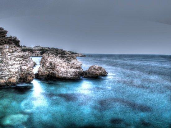 Club Resort Atlantis: deniz