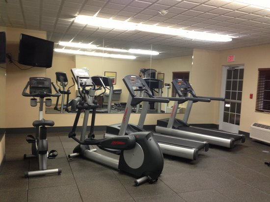 Candlewood Suites Grand Junction NW: Workout room