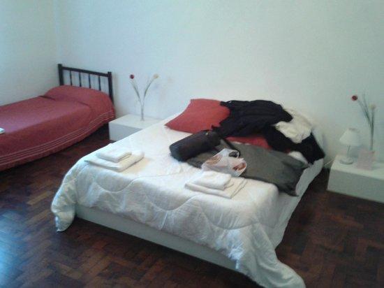 Rosario Bed and Breakfast: Cama