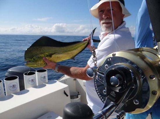 Come Fish Panama: Ken and Dorado
