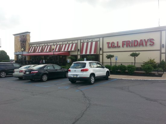 TGI Friday's: Esterno locale