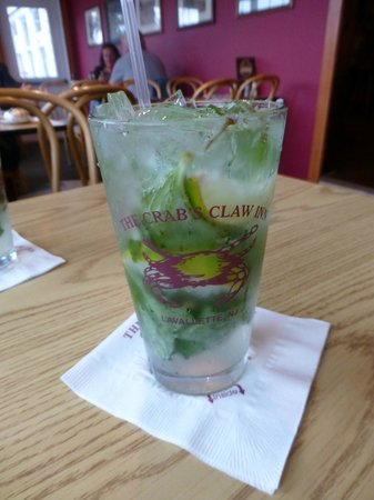 The Crab's Claw Inn: Mojito