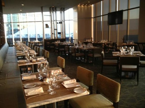 The Westin Guadalajara: Inside Dining Room with Outdoor Access