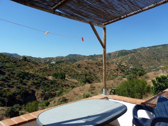 Casa El Algarrobo: terrasje