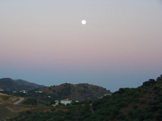 Casa El Algarrobo: full moon