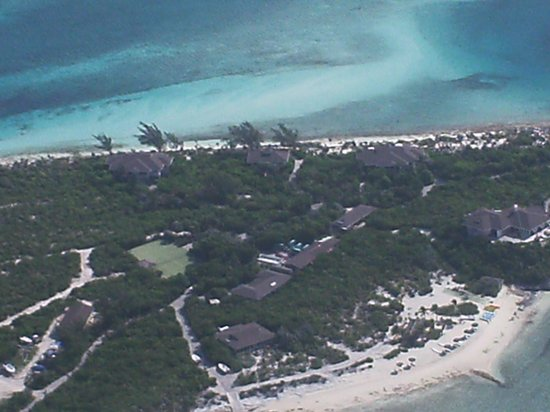 Fowl Cay Resort: View from the Sky