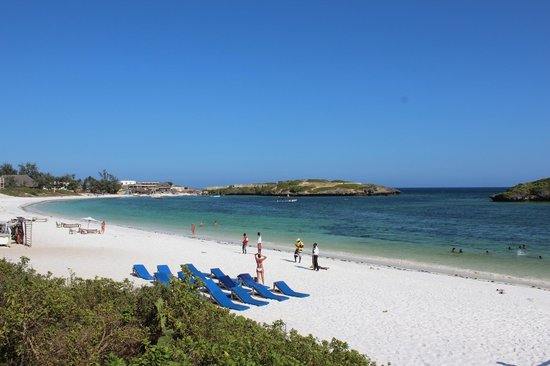 Aquarius Club: La spiaggia del villaggio
