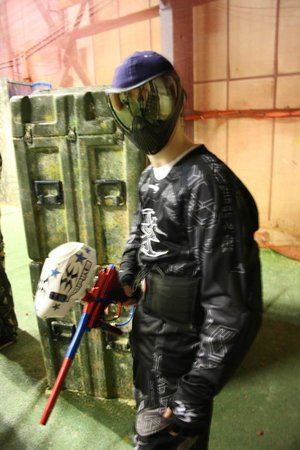 Asylum Paintball Stockport: Paintball