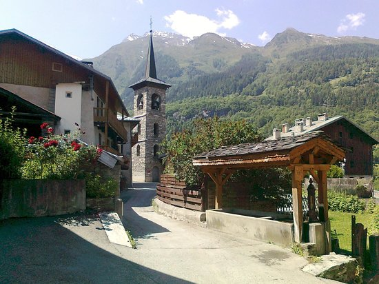 Residence CGH Le Ruitor: Le village Ste Foy Tarentaise