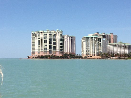 Marco Island Water Sports : Returning from tour