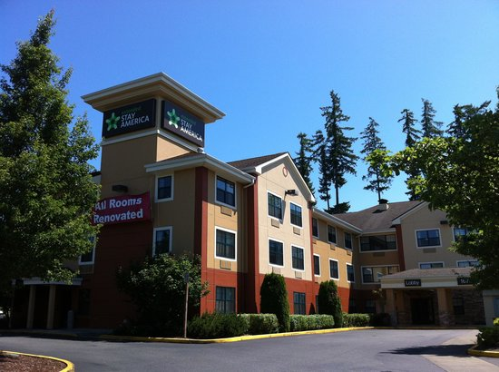 Extended Stay America - Olympia - Tumwater: Hotel