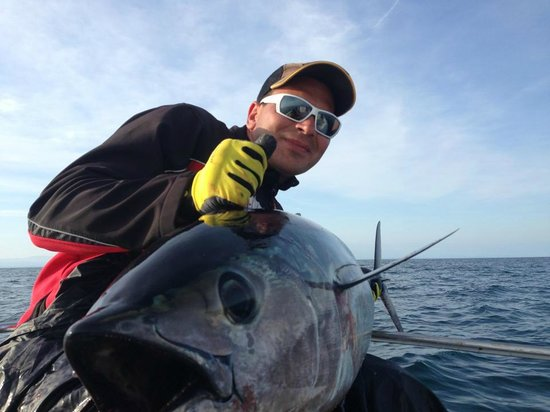 The top 10 things to do near aguamarina golf hotel golf for Big sur fishing