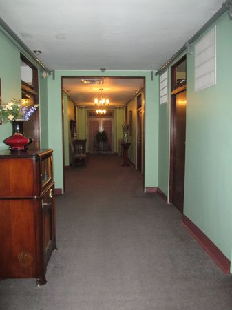 Jerome Grand Hotel: One of the floors in the hotel