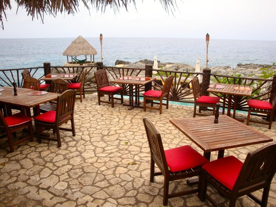Tensing Pen Resort: Dining area at the lodge