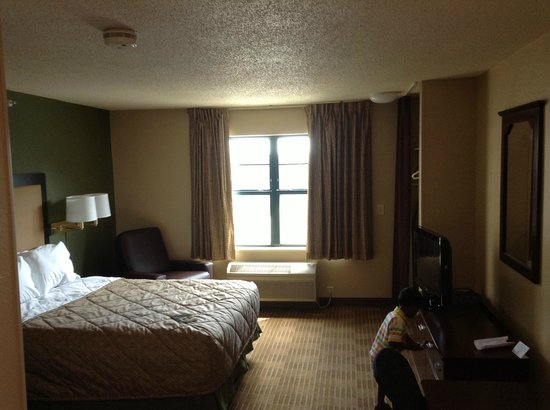 Extended Stay America - Pittsburgh - Monroeville: Room view