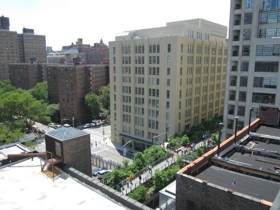 Hotel Americano: Rooftop view.