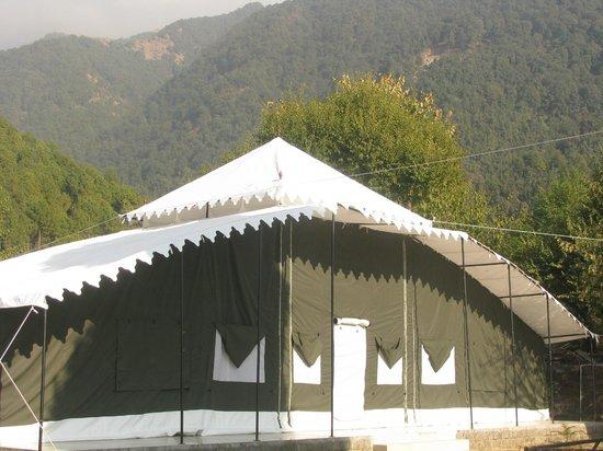 Tatva Bir Tents and Hotels Mughal Maharaja Gp Tent & Mughal Maharaja Gp Tent - Picture of Tatva Bir Tents and Hotels ...