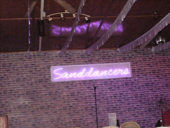 Sanddancers Bar : Kareoke time