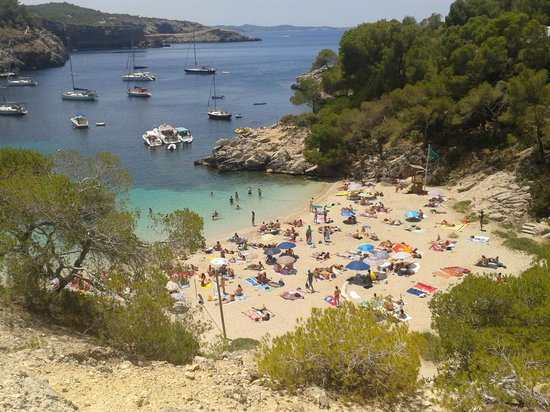 cala salada picture of playa cala salada sant antoni de portmany tripadvisor. Black Bedroom Furniture Sets. Home Design Ideas