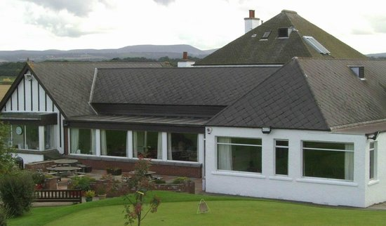 Turnhouse Golf Club: Clubhouse