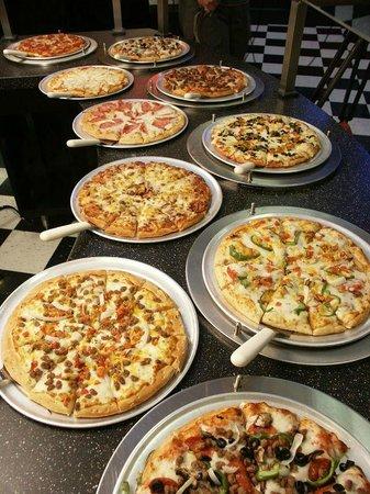 San Antonio's Incredible Pizza Company: Delicious Pizza, Even Gluten Free!