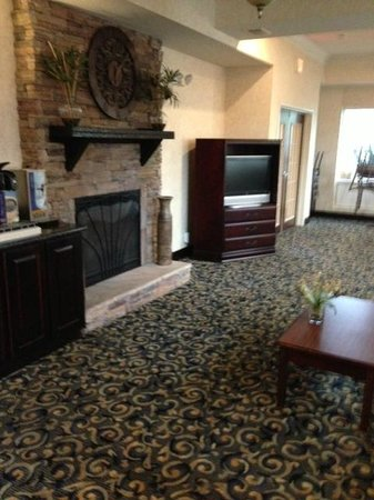 Holiday Inn Express Hotel & Suites Frankfort: Breakfast room