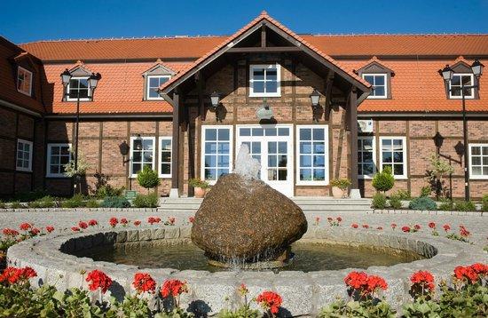 Hotel Habenda: Front