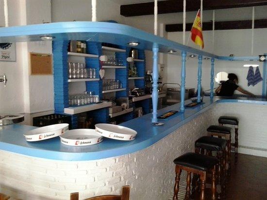 Pizzeria Cuore Italiano: AZUL