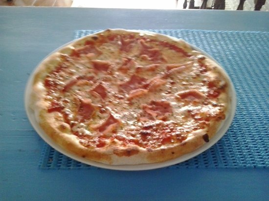 Pizzeria Cuore Italiano: DELICIOUS PIZZA
